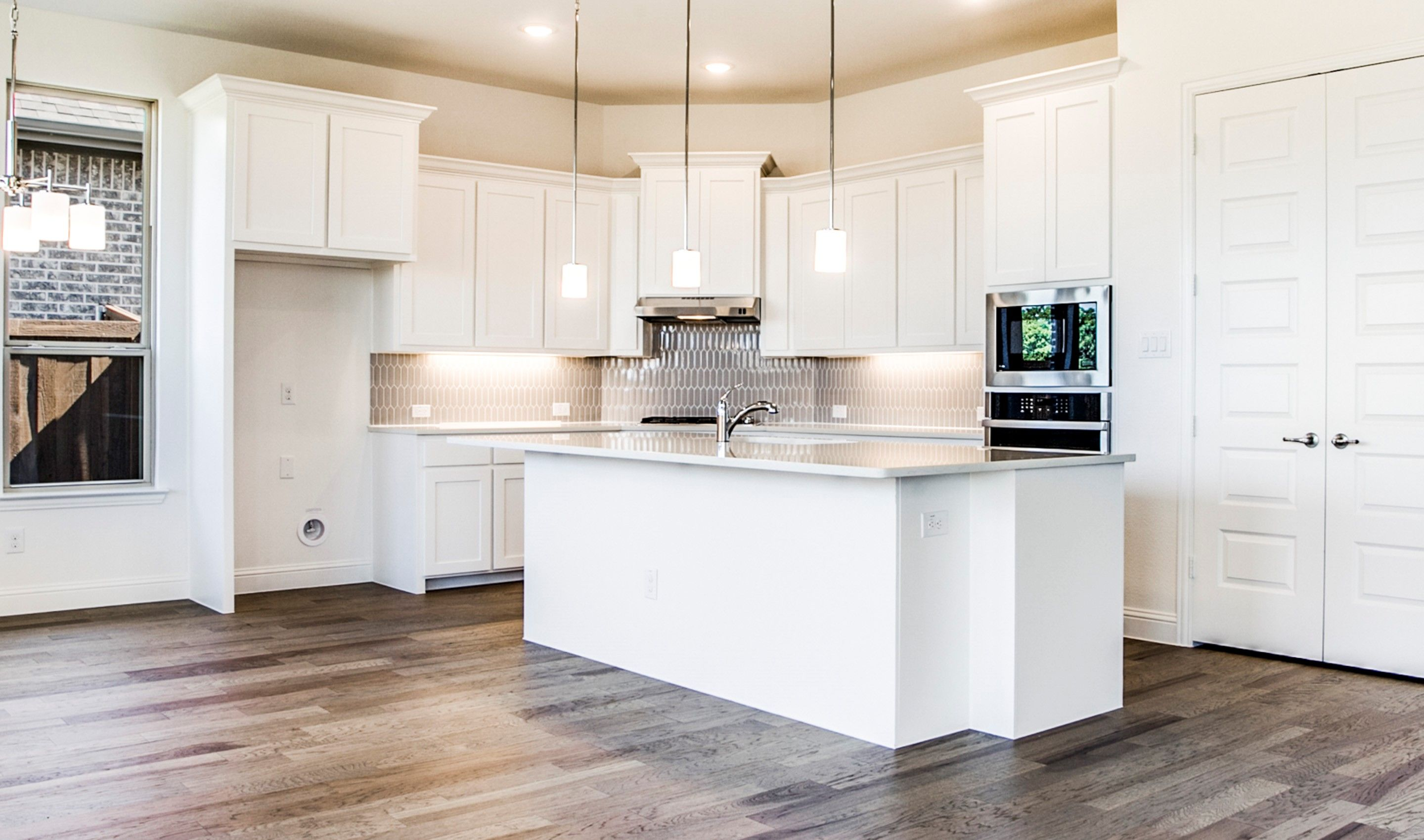 Kitchen featured in the Laguna By K. Hovnanian® Homes in Dallas, TX