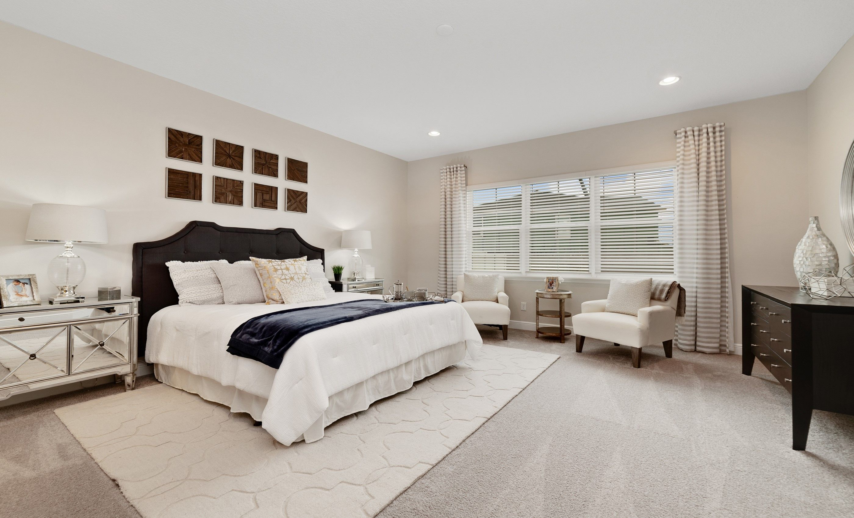 Bedroom featured in the Sherrington By K. Hovnanian® Homes in Orlando, FL
