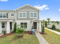 Cascavel II - Winding Bay Townhomes: Winter Garden, Florida - K. Hovnanian® Homes