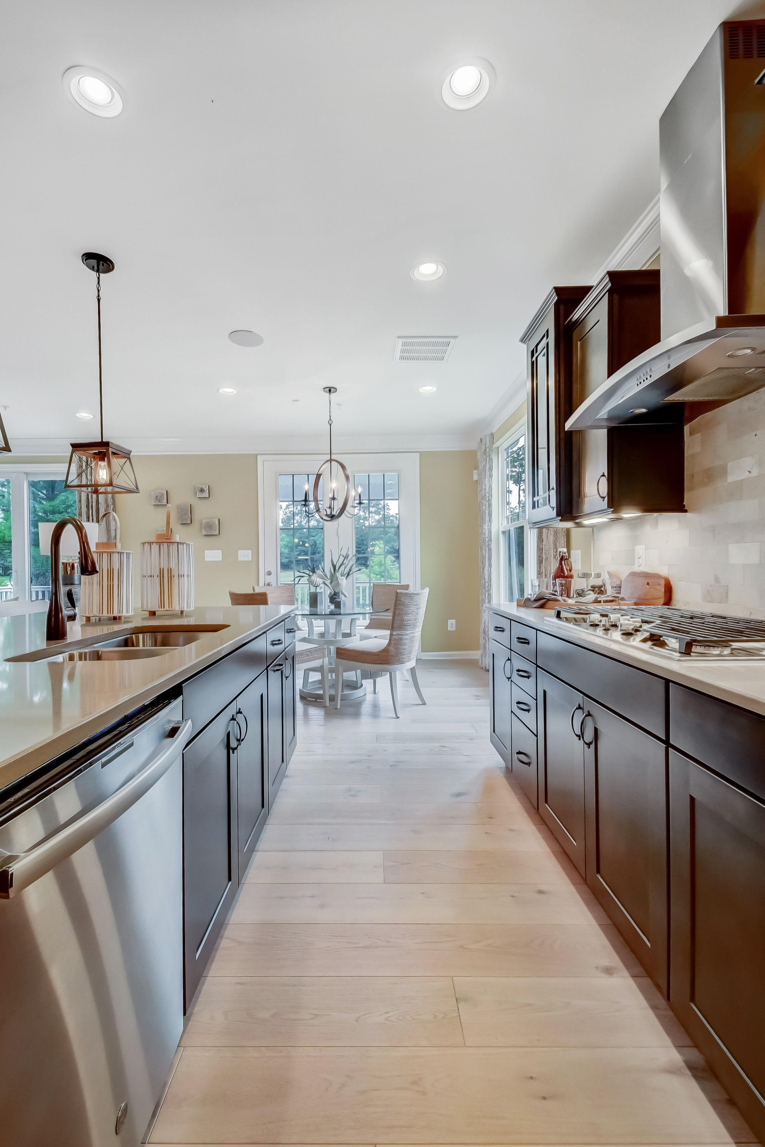 Kitchen featured in the Baltimore By K. Hovnanian® Homes in Ocean City, MD