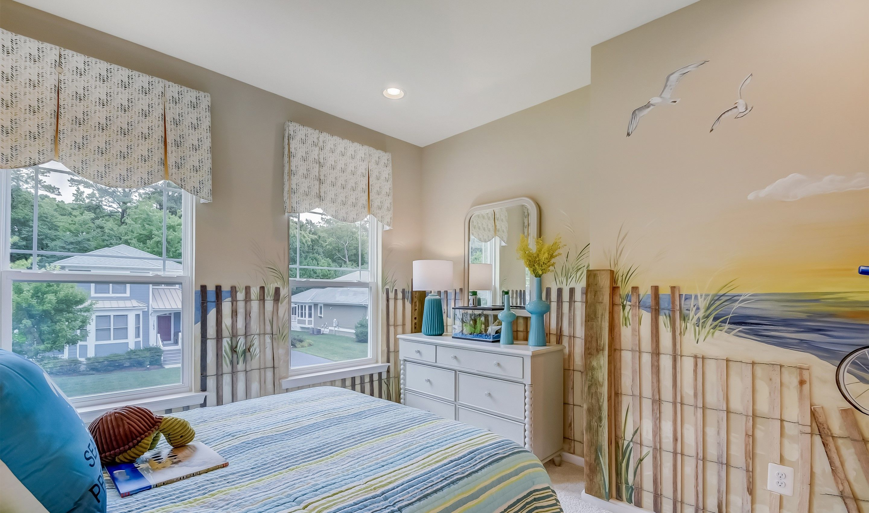 Bedroom featured in the Baltimore By K. Hovnanian® Homes in Ocean City, MD