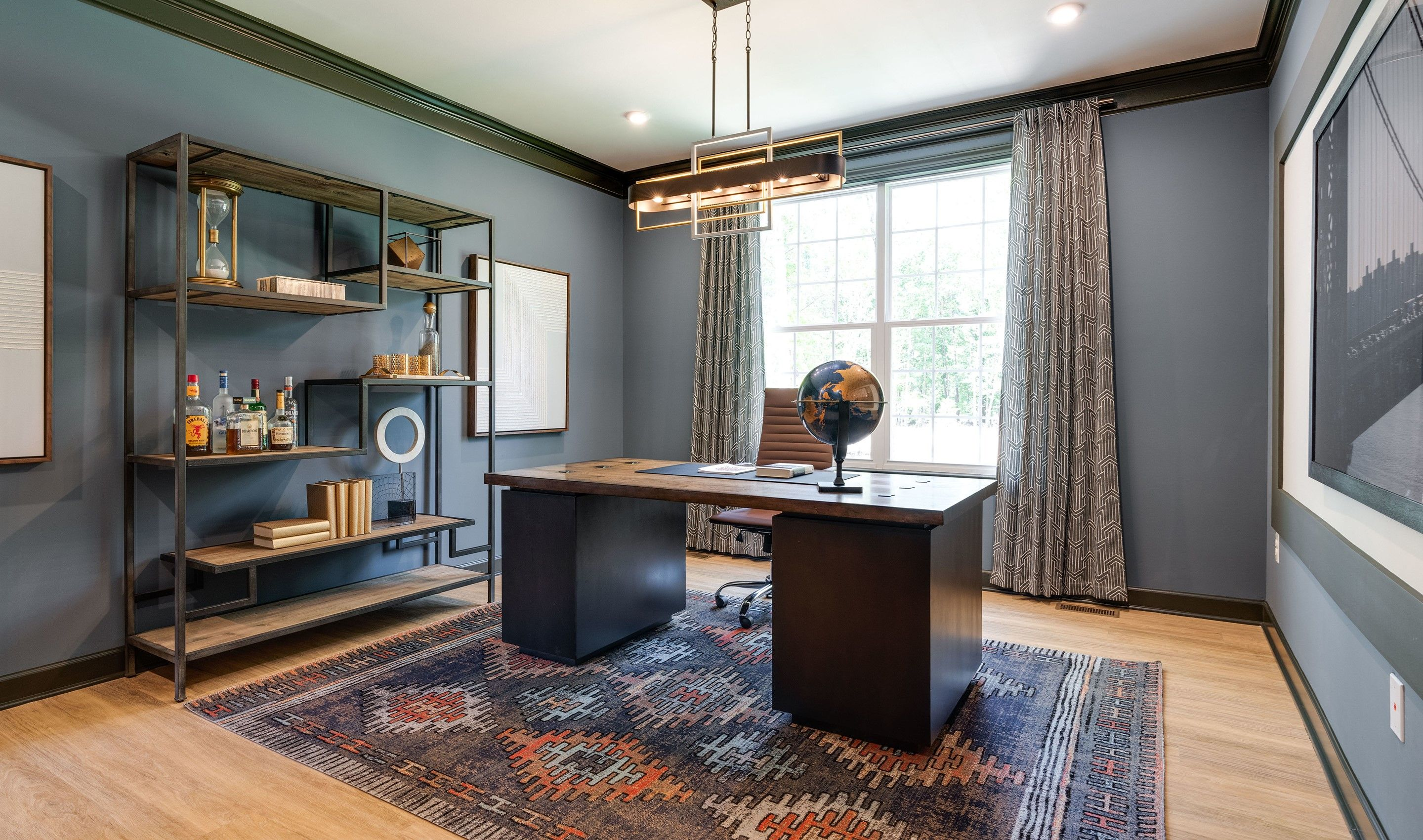 Living Area featured in the Colorado II By K. Hovnanian® Homes in Washington, VA