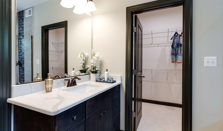 Bathroom featured in the Colorado II By K. Hovnanian® Homes in Washington, VA