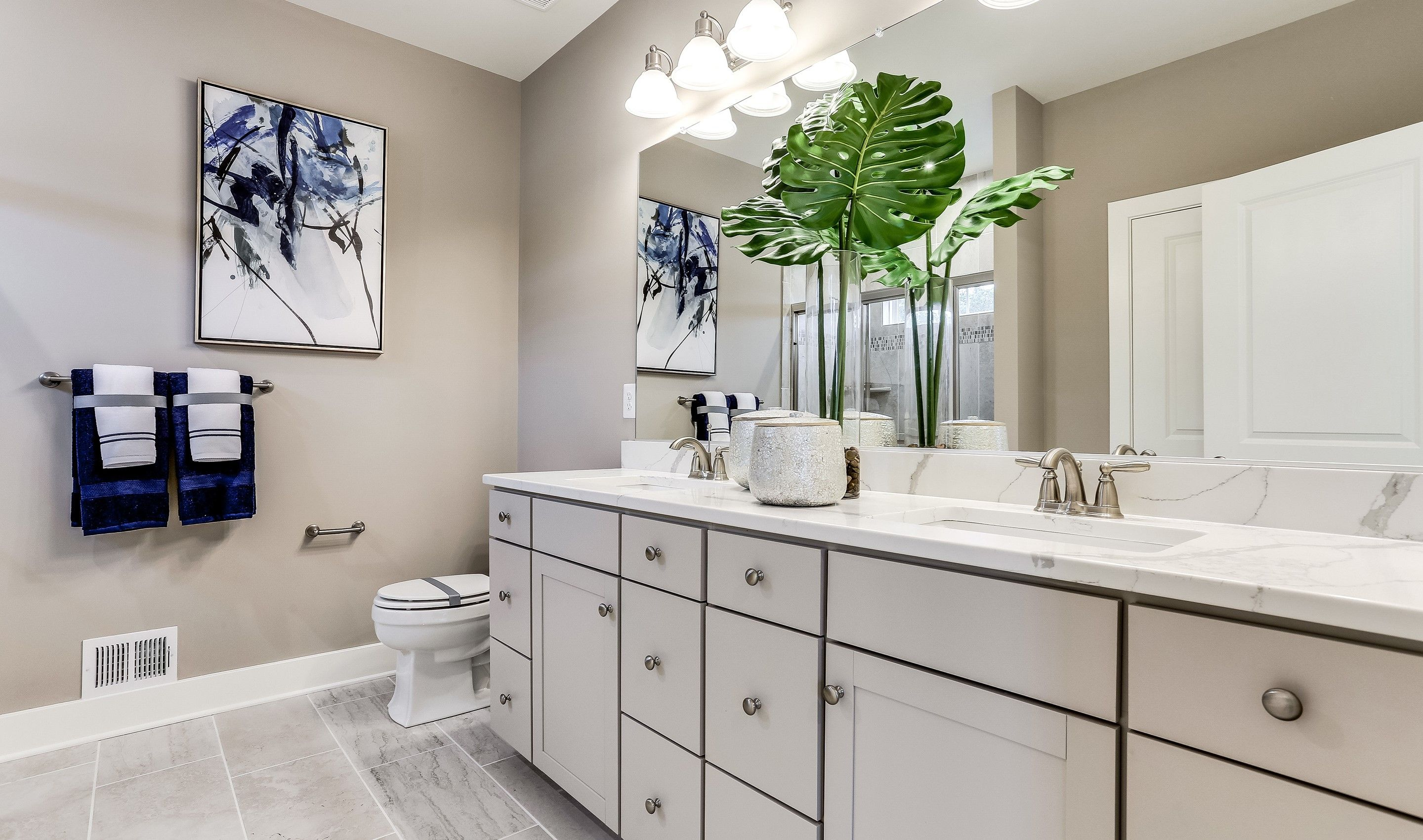 Bathroom featured in the Tomasen By K. Hovnanian® Homes in Washington, MD