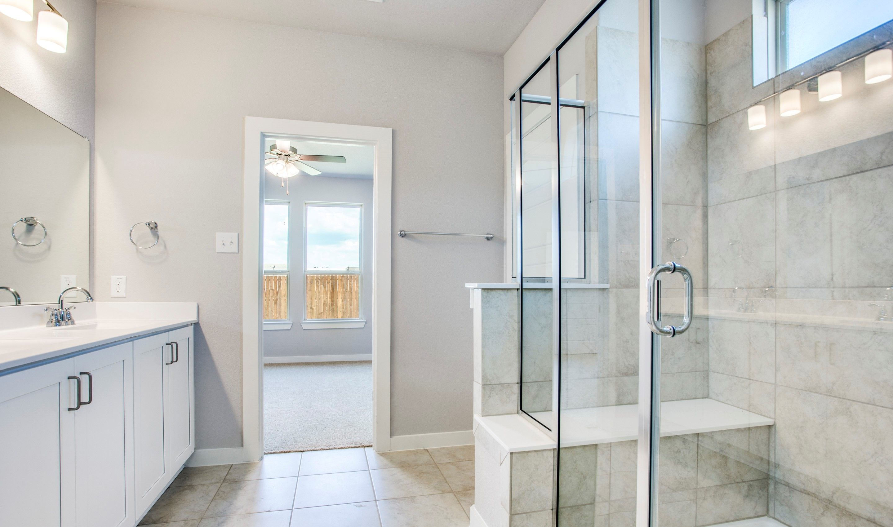 Bathroom featured in the Waverly By K. Hovnanian® Homes in Sherman-Denison, TX