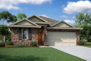 Auburn - Crosby Park Village: Crosby, Texas - K. Hovnanian® Homes