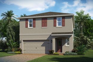 Corbera - San Sebastian Reserve: Apopka, Florida - K. Hovnanian® Homes