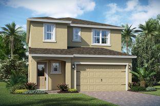 Valencia II - San Sebastian Reserve: Apopka, Florida - K. Hovnanian® Homes