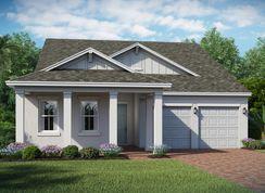 Tobago Loft - Winding Bay: Winter Garden, Florida - K. Hovnanian® Homes