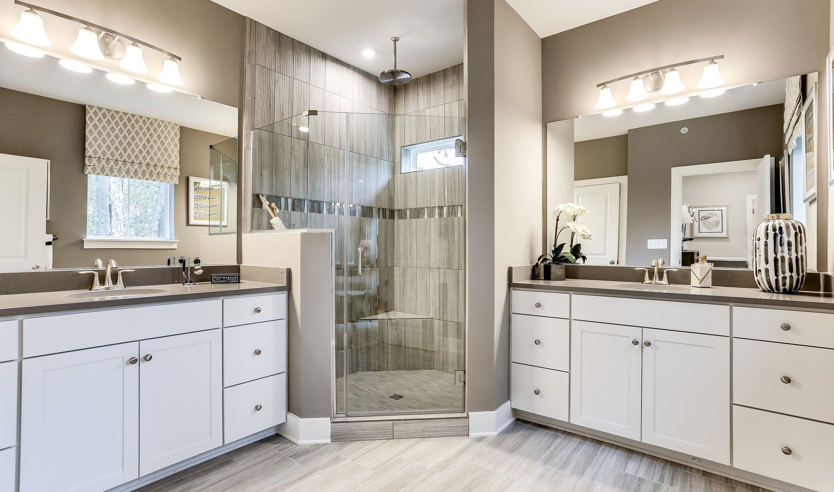 Bathroom featured in the Garrett I By K. Hovnanian® Homes in Baltimore, MD