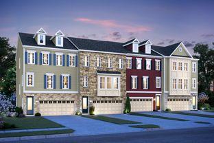 Bennington  - 24' Wide - Towns at Wade's Grant: Gambrills, Maryland - K. Hovnanian® Homes