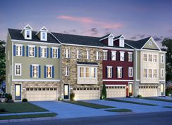 Bennington  - 24' Wide - Towns at Wade's Grant: Millersville, Maryland - K. Hovnanian® Homes