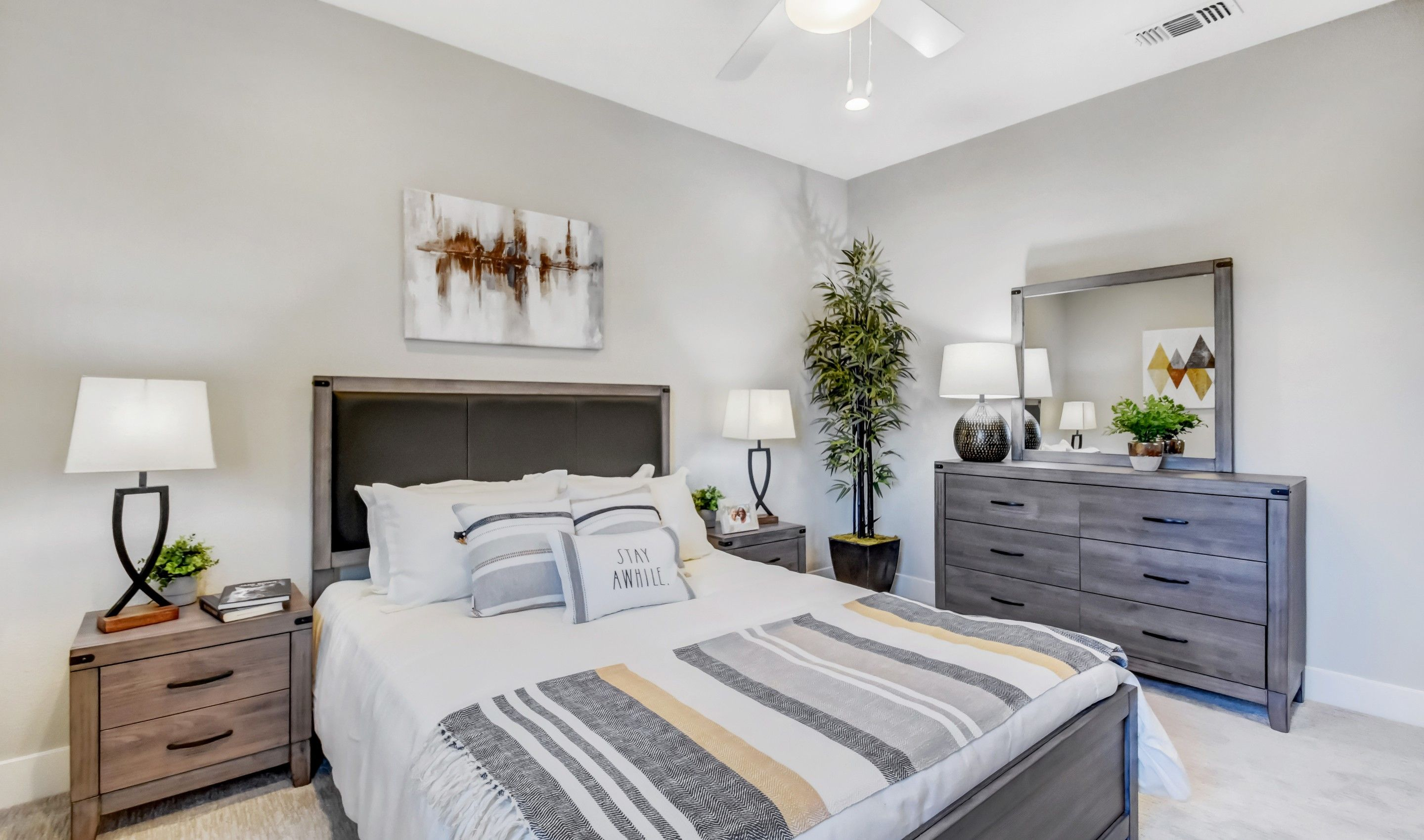 Bedroom featured in the Lily By K. Hovnanian® Homes in Oakland-Alameda, CA