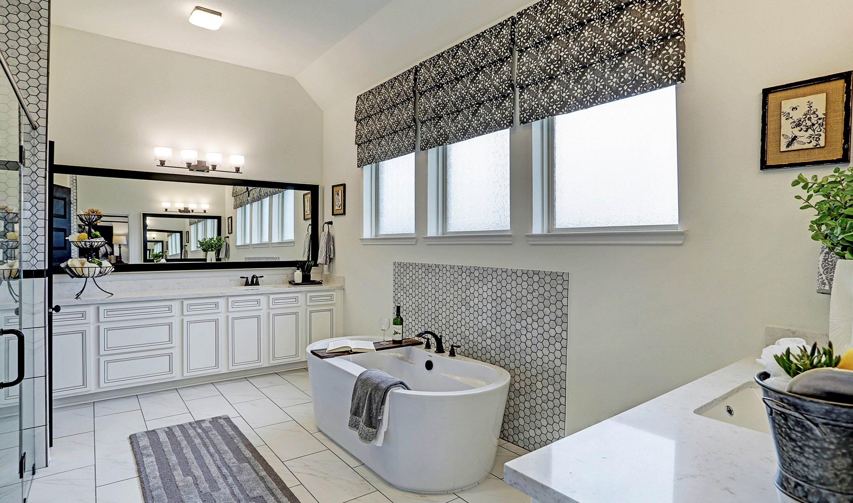 Bathroom featured in the Margaret By K. Hovnanian® Homes in Houston, TX