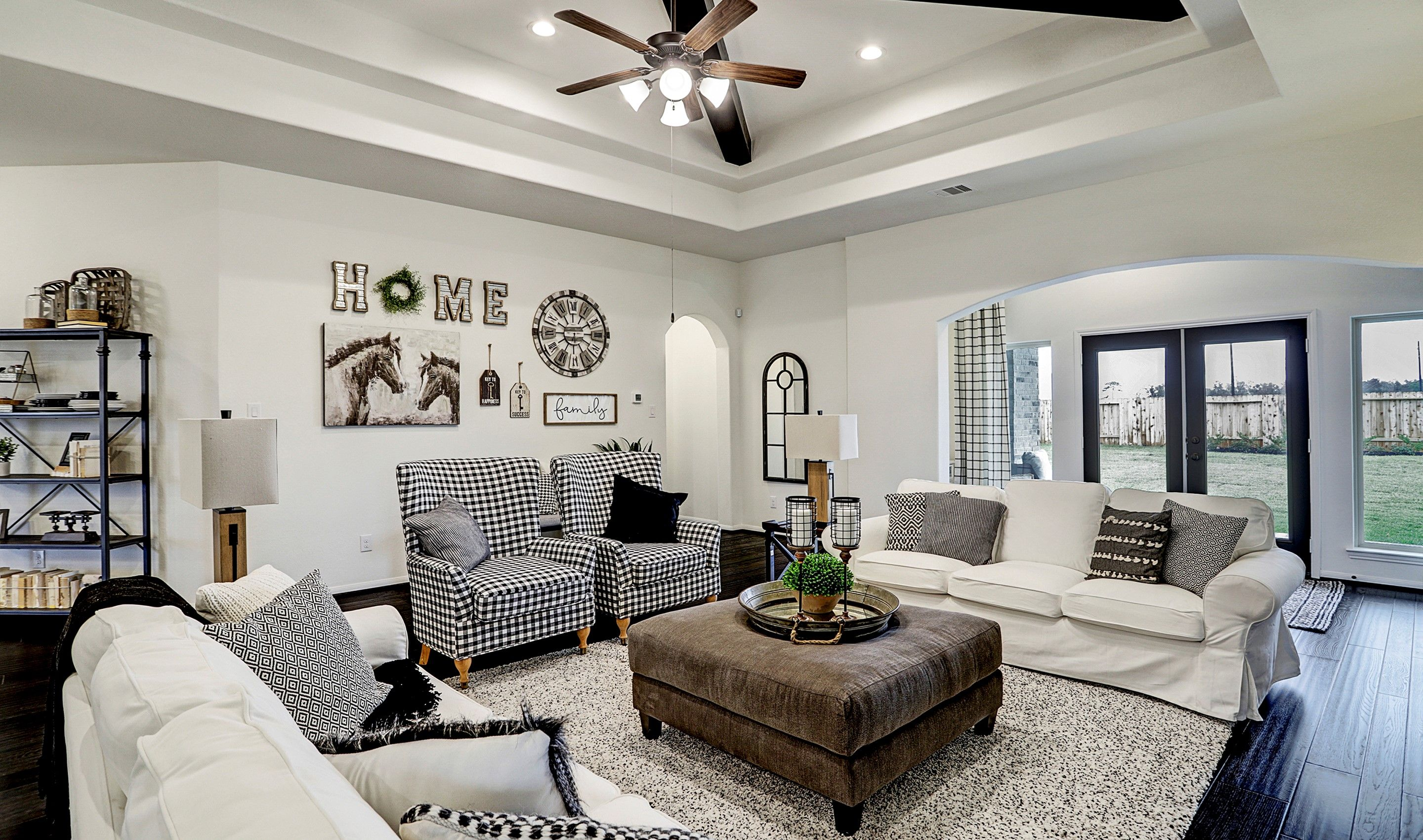 Living Area featured in the Margaret By K. Hovnanian® Homes in Houston, TX