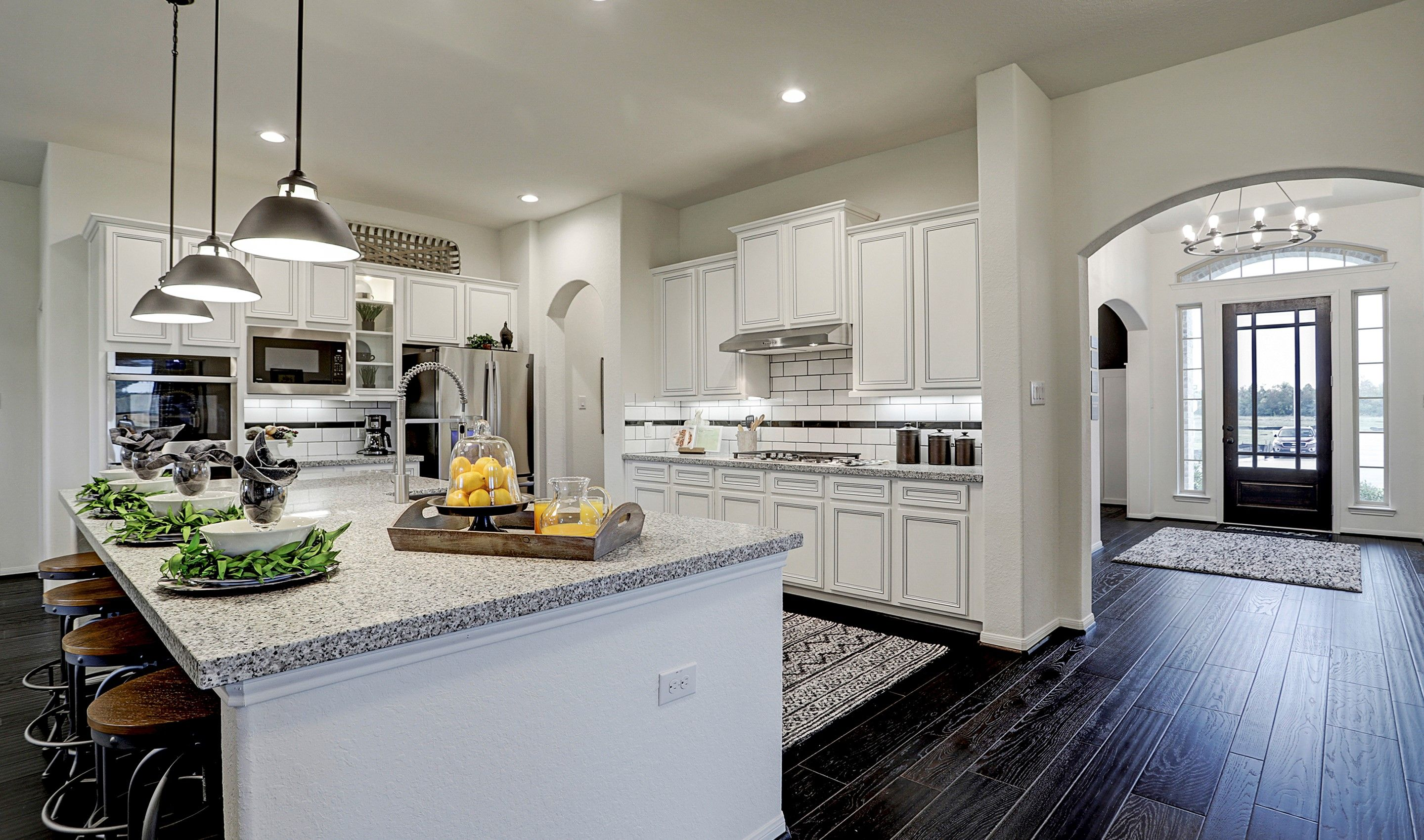 Kitchen featured in the Margaret By K. Hovnanian® Homes in Houston, TX