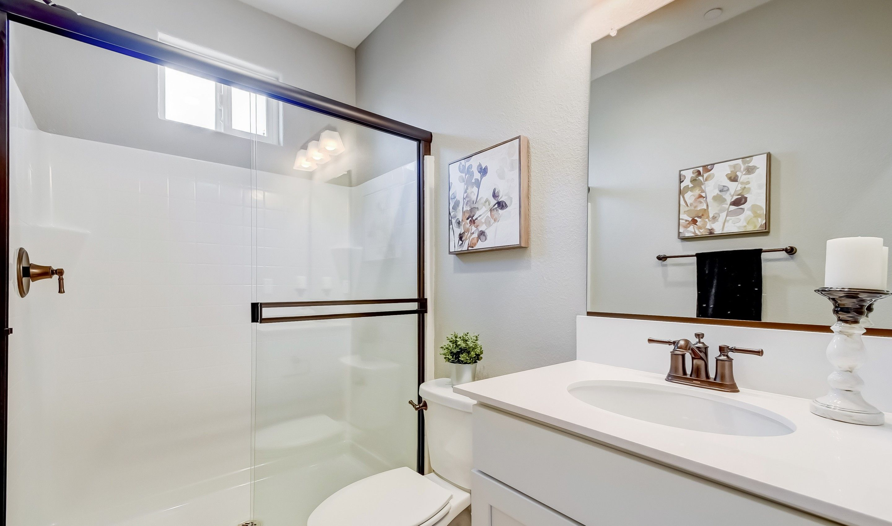 Bathroom featured in the Orchid By K. Hovnanian® Homes in Oakland-Alameda, CA