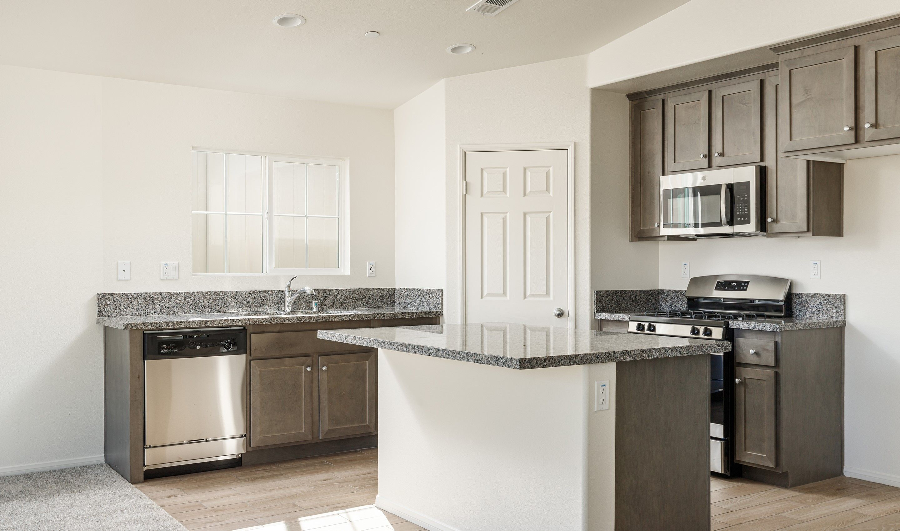 Kitchen featured in the Equinox By K. Hovnanian® Homes in Riverside-San Bernardino, CA