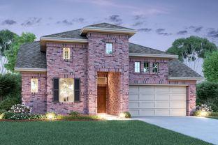 Savannah - Balmoral: Humble, Texas - K. Hovnanian® Homes
