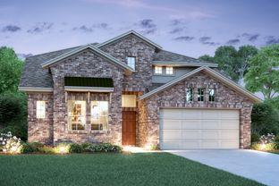 Savannah - Hunters Creek: Baytown, Texas - K. Hovnanian® Homes
