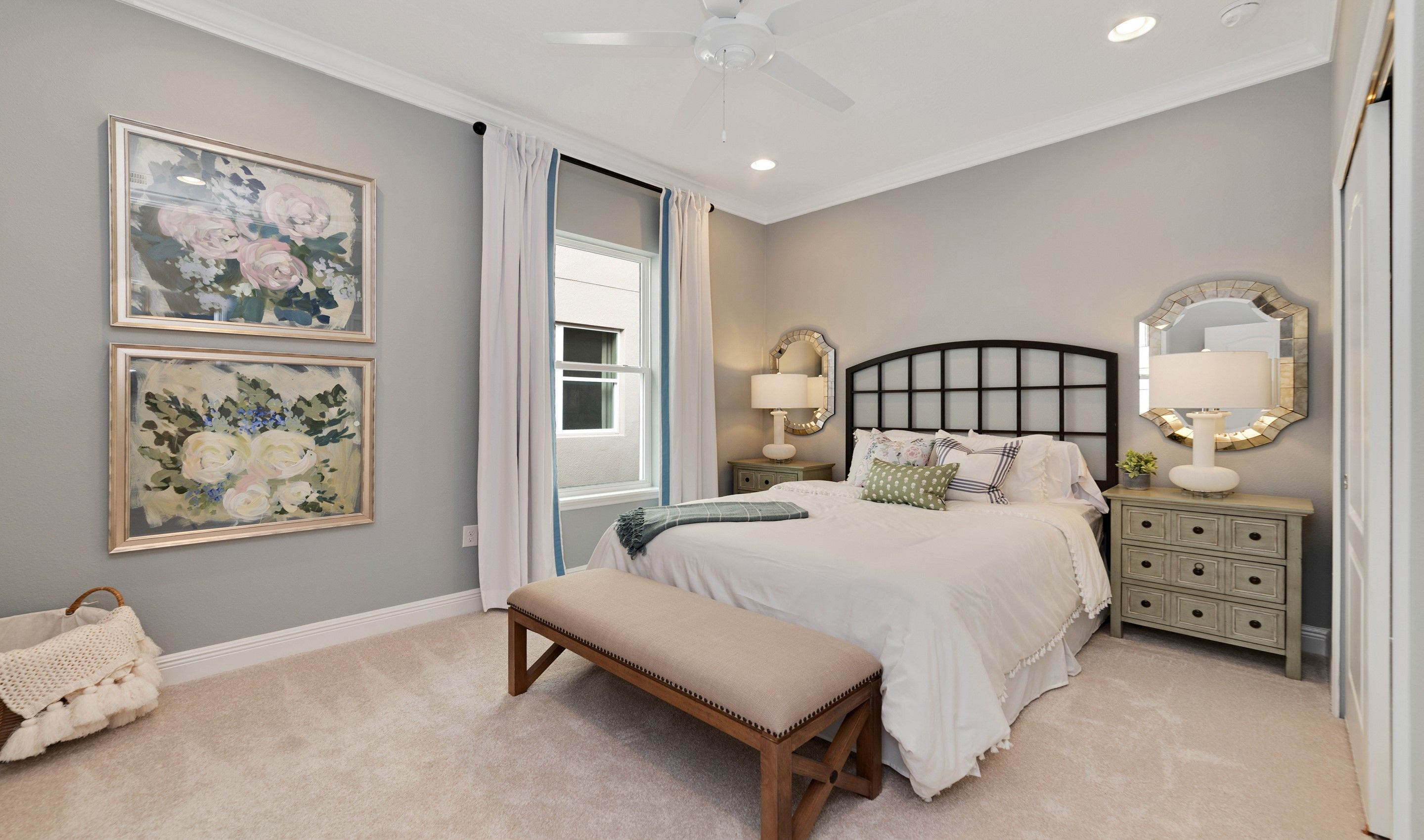 Bedroom featured in the Tompkins II By K. Hovnanian® Homes in Orlando, FL