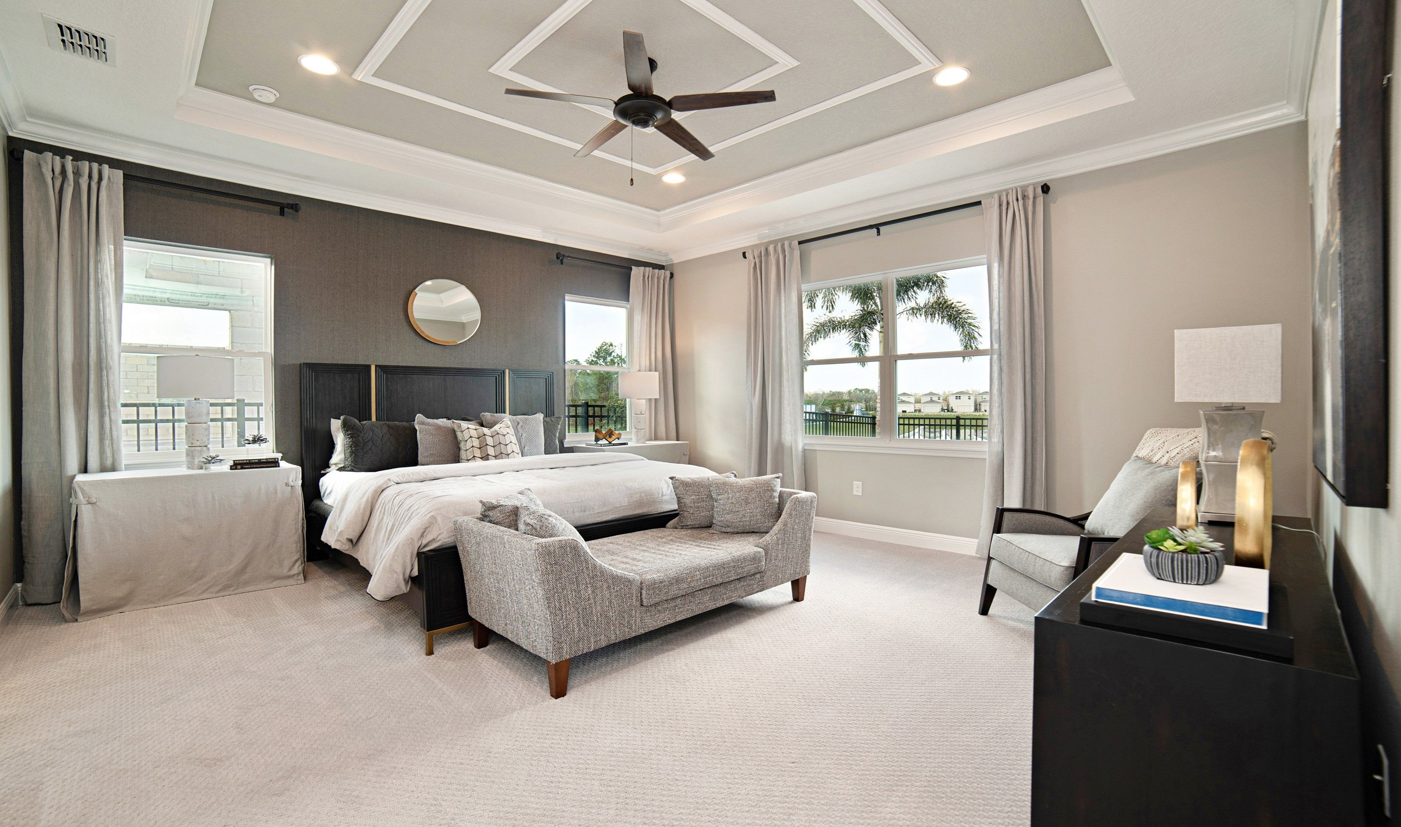 Bedroom featured in the Grayson By K. Hovnanian® Homes in Orlando, FL