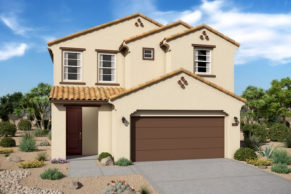 Exterior:Medley Spanish Colonial A