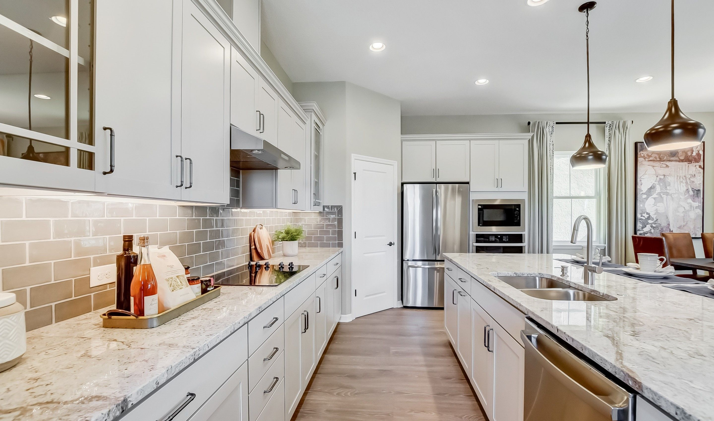 Kitchen featured in the Tessa By K. Hovnanian® Homes in Orlando, FL
