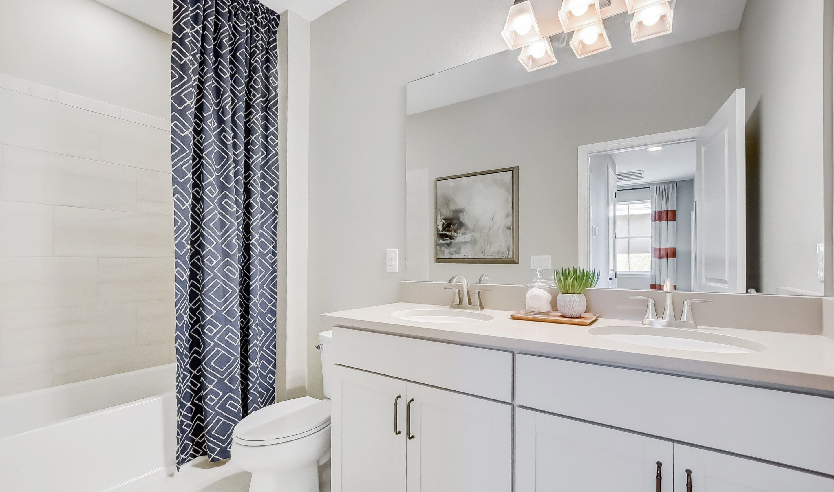 Bathroom featured in the Tessa By K. Hovnanian® Homes in Orlando, FL
