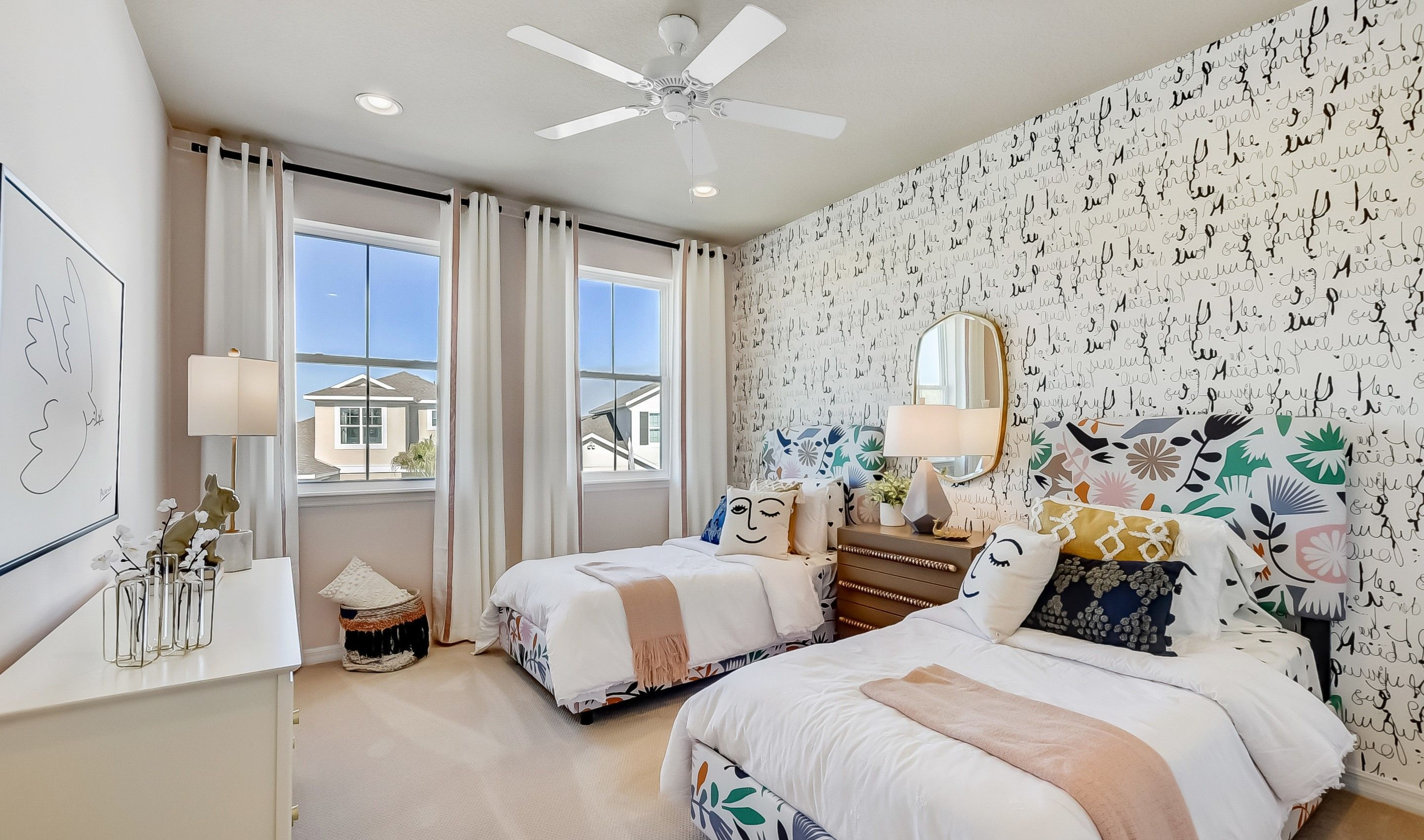 Bedroom featured in the Tessa By K. Hovnanian® Homes in Orlando, FL