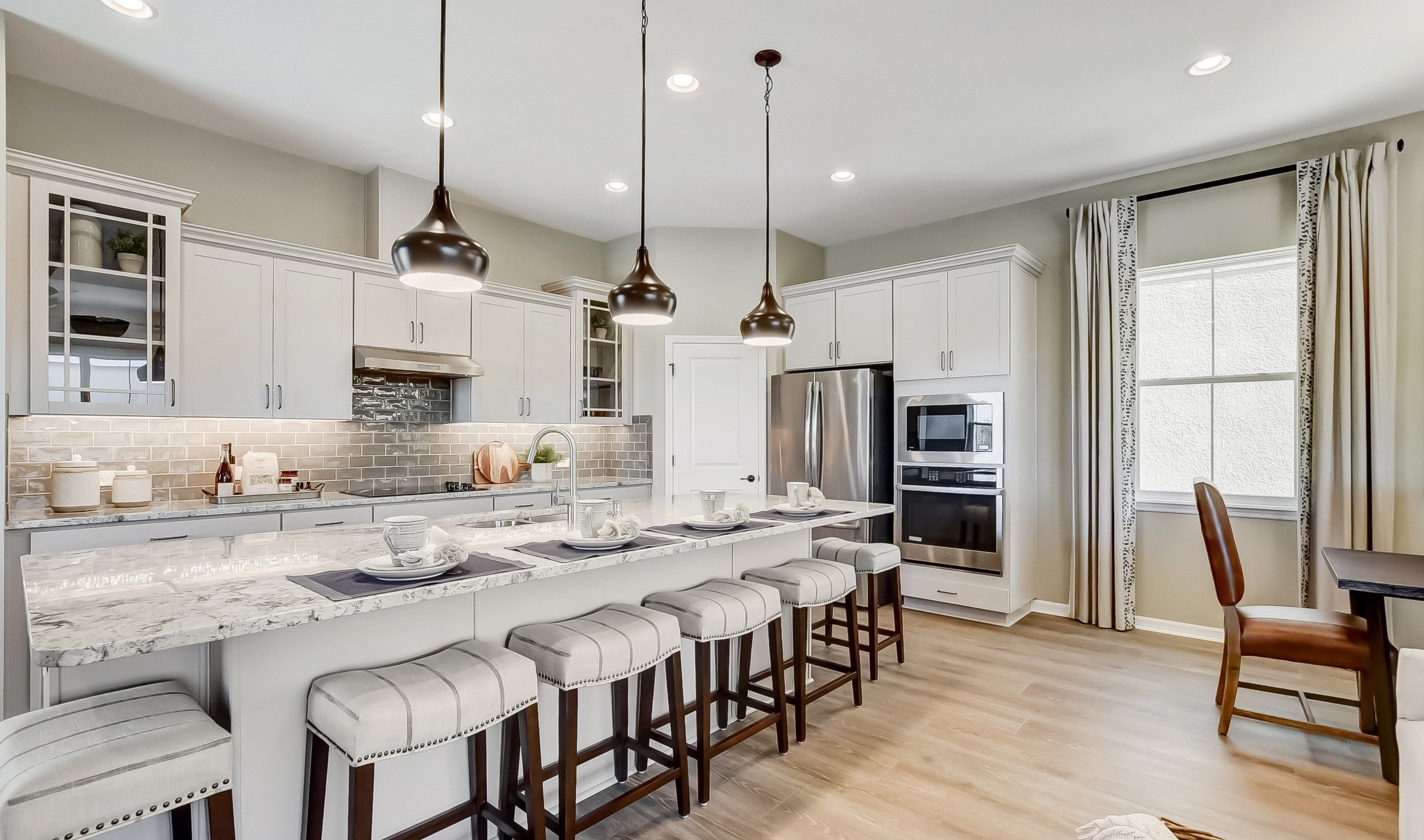 Kitchen featured in the Tessa By K. Hovnanian® Homes in Daytona Beach, FL