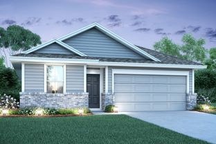 Onyx - Rain Tree: Baytown, Texas - K. Hovnanian® Homes