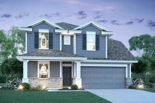 Lapis - Towne Park Village: Houston, Texas - K. Hovnanian® Homes