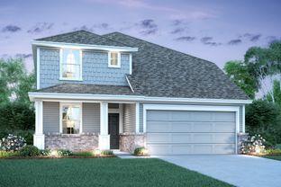 Ivory - Towne Park Village: Houston, Texas - K. Hovnanian® Homes