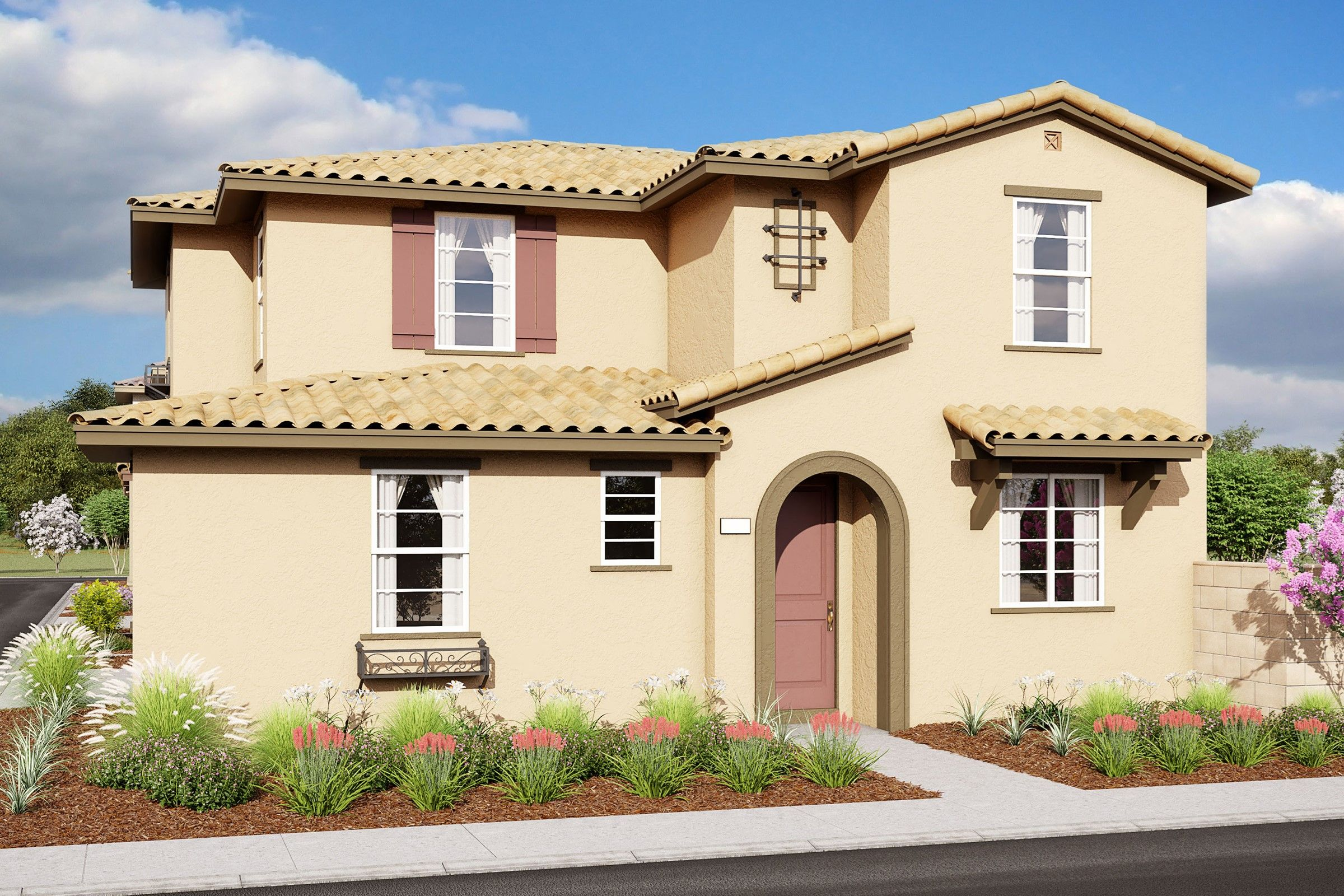 Exterior featured in the Golden By K. Hovnanian® Homes in Ventura, CA