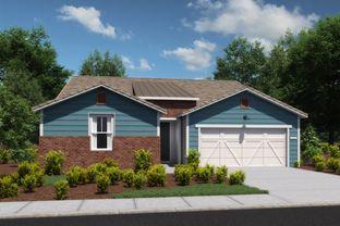 Evergreen - Encantada at Vineyard Terrace: Lodi, California - K. Hovnanian® Homes