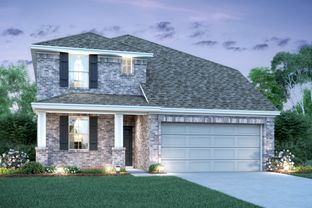Ivory - Glen Oaks: Magnolia, Texas - K. Hovnanian® Homes