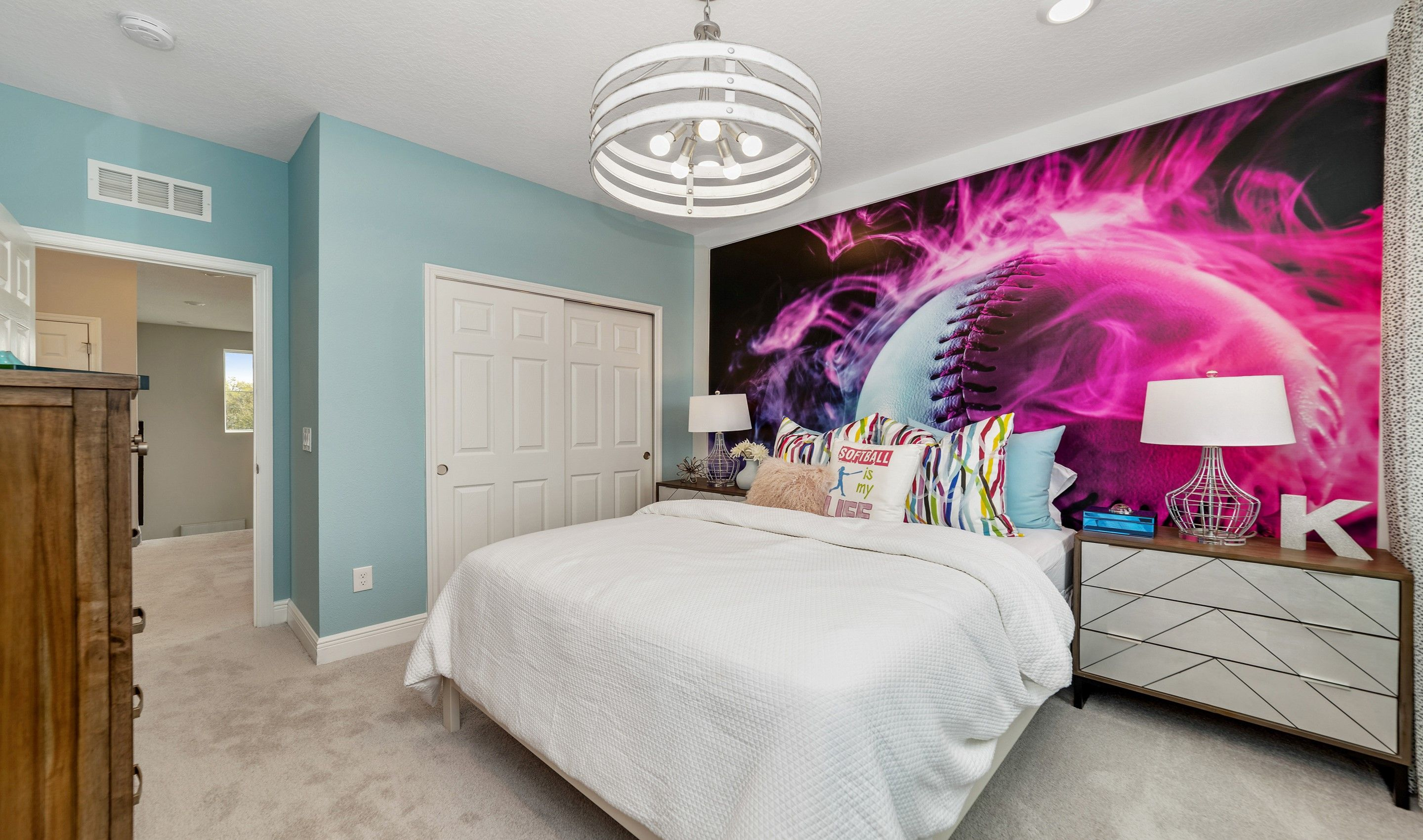 Bedroom featured in the Valencia II By K. Hovnanian® Homes in Orlando, FL