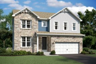 Hanover II - Brittany Manor: Mount Airy, Maryland - K. Hovnanian® Homes