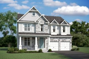 Callahan I - Brittany Manor: Mount Airy, District Of Columbia - K. Hovnanian® Homes