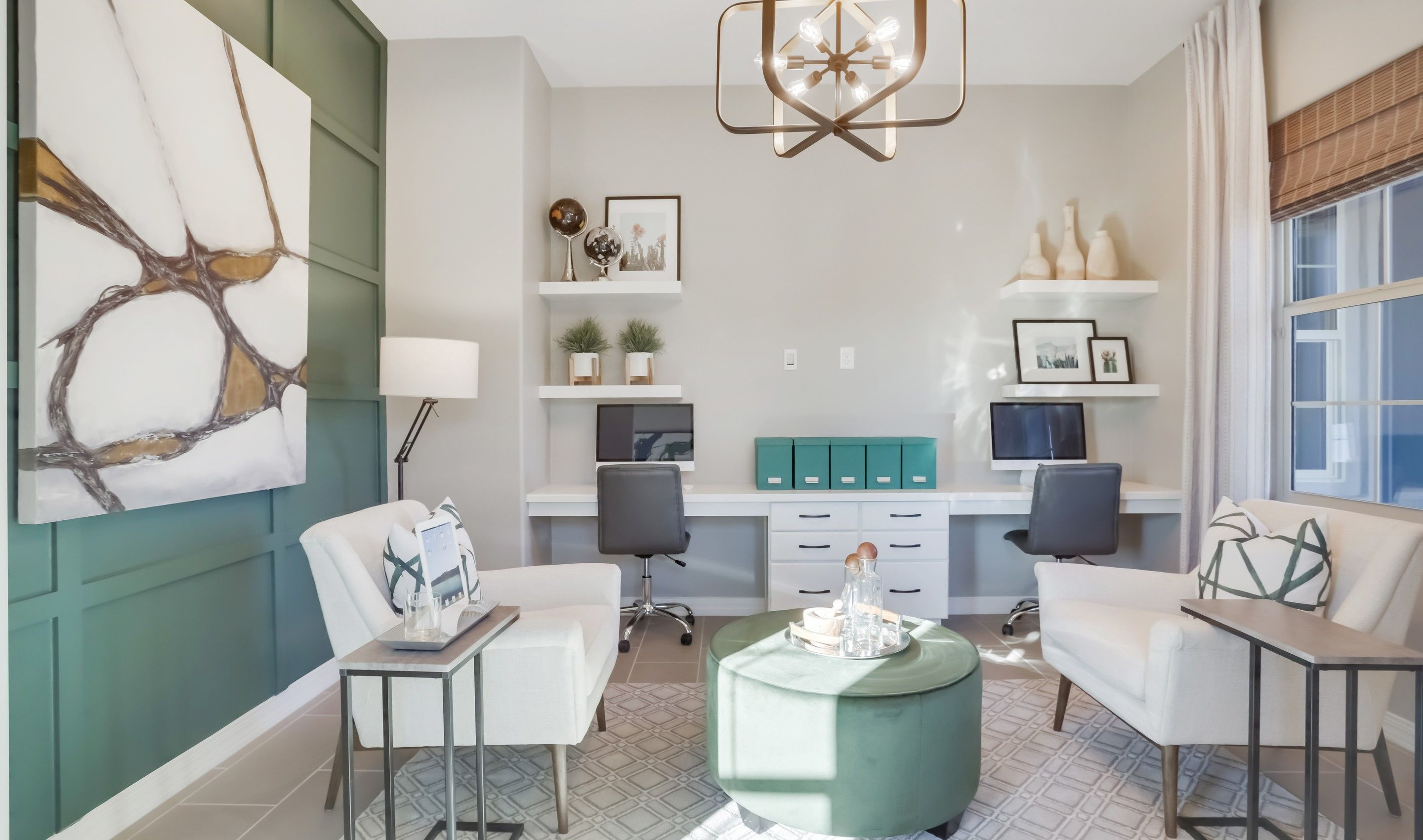 Living Area featured in the Apex By K. Hovnanian® Homes in Phoenix-Mesa, AZ