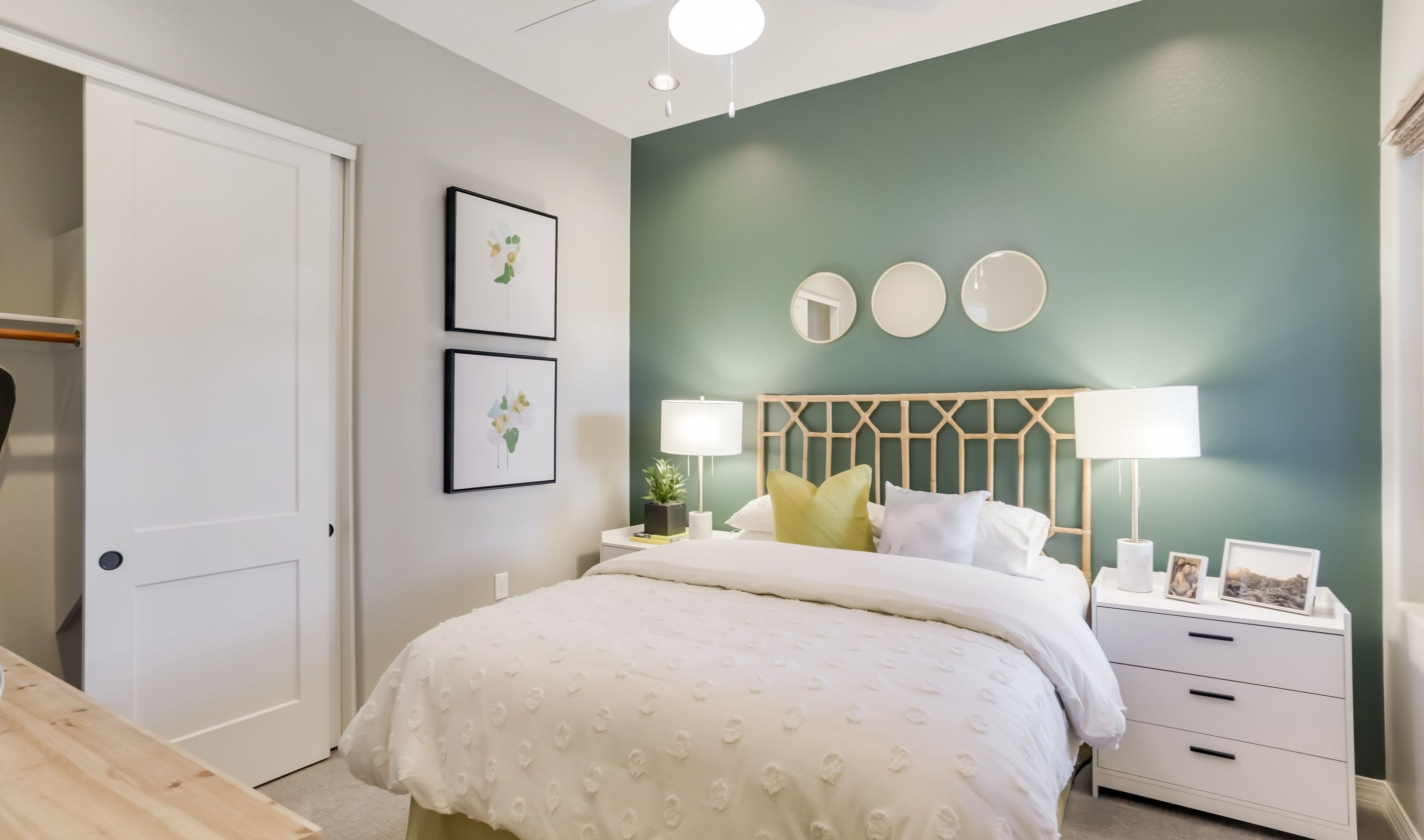 Bedroom featured in the Apex By K. Hovnanian® Homes in Phoenix-Mesa, AZ