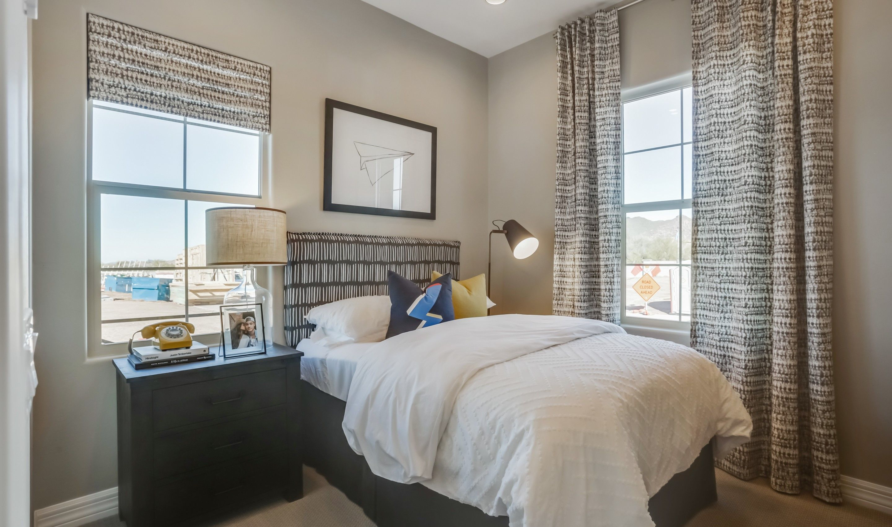 Bedroom featured in the Capstone By K. Hovnanian® Homes in Phoenix-Mesa, AZ