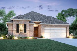 Chase - Kodiak Crossing: Crosby, Texas - K. Hovnanian® Homes
