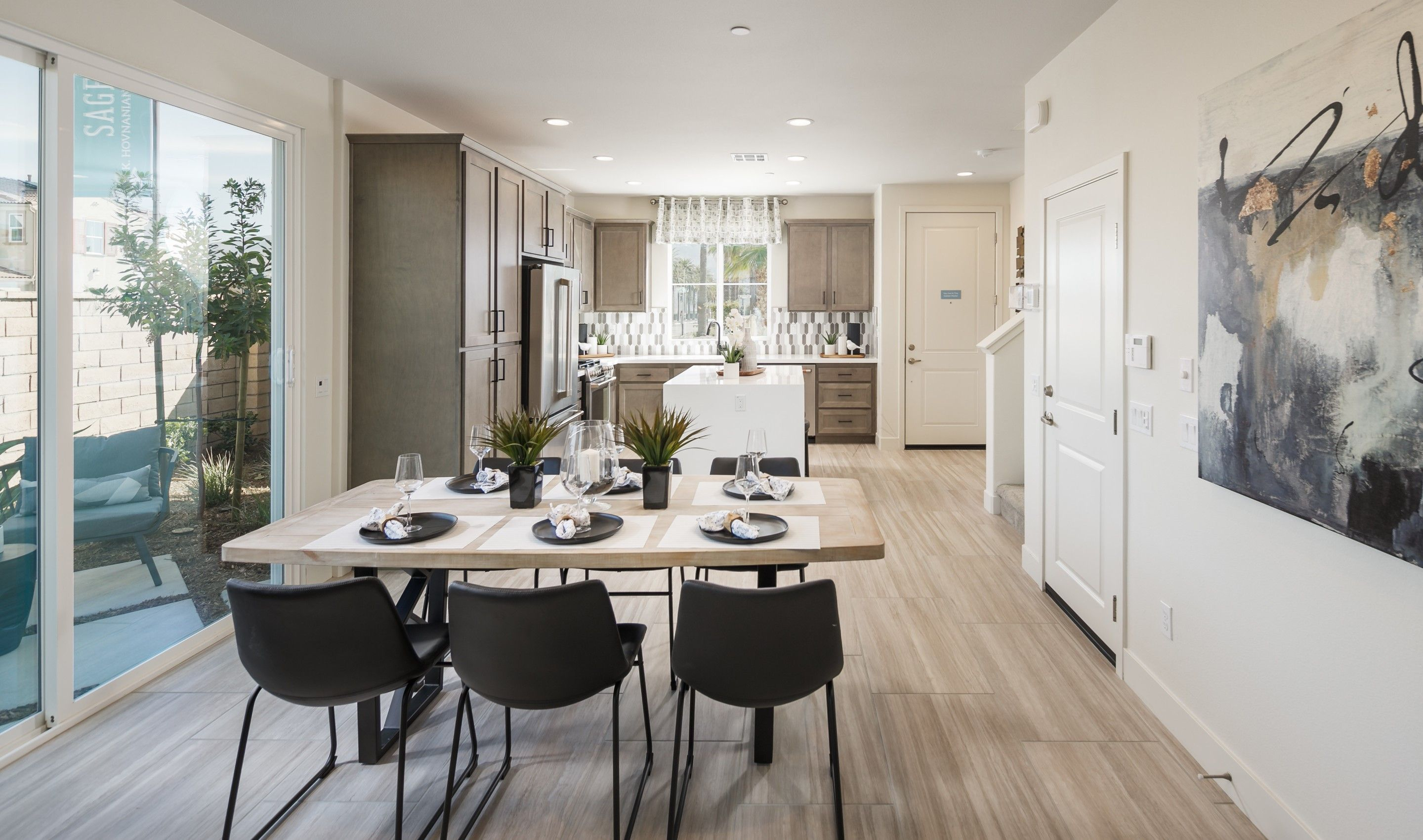 Kitchen featured in the Golden By K. Hovnanian® Homes in Ventura, CA