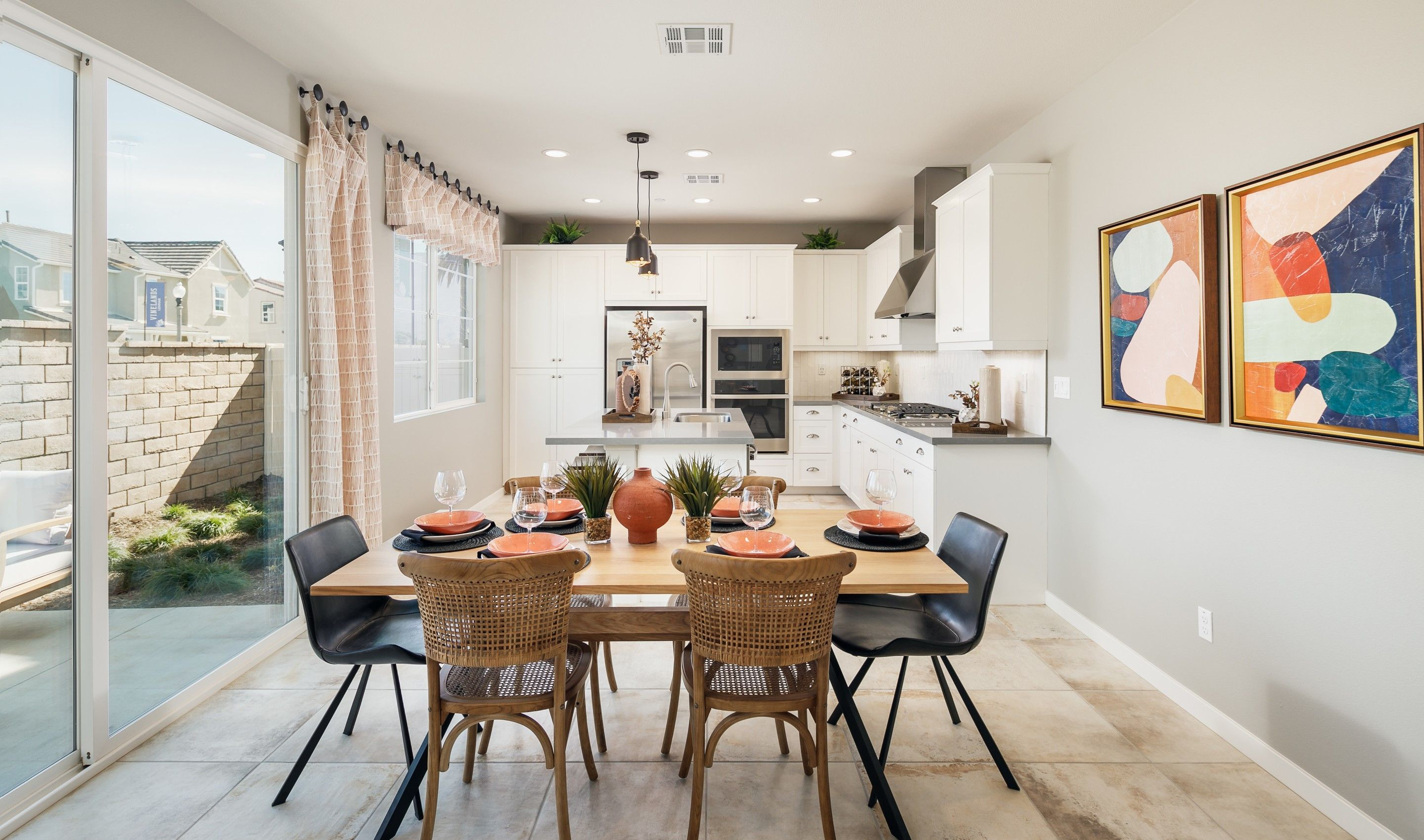Kitchen featured in the Sunrise By K. Hovnanian® Homes in Ventura, CA