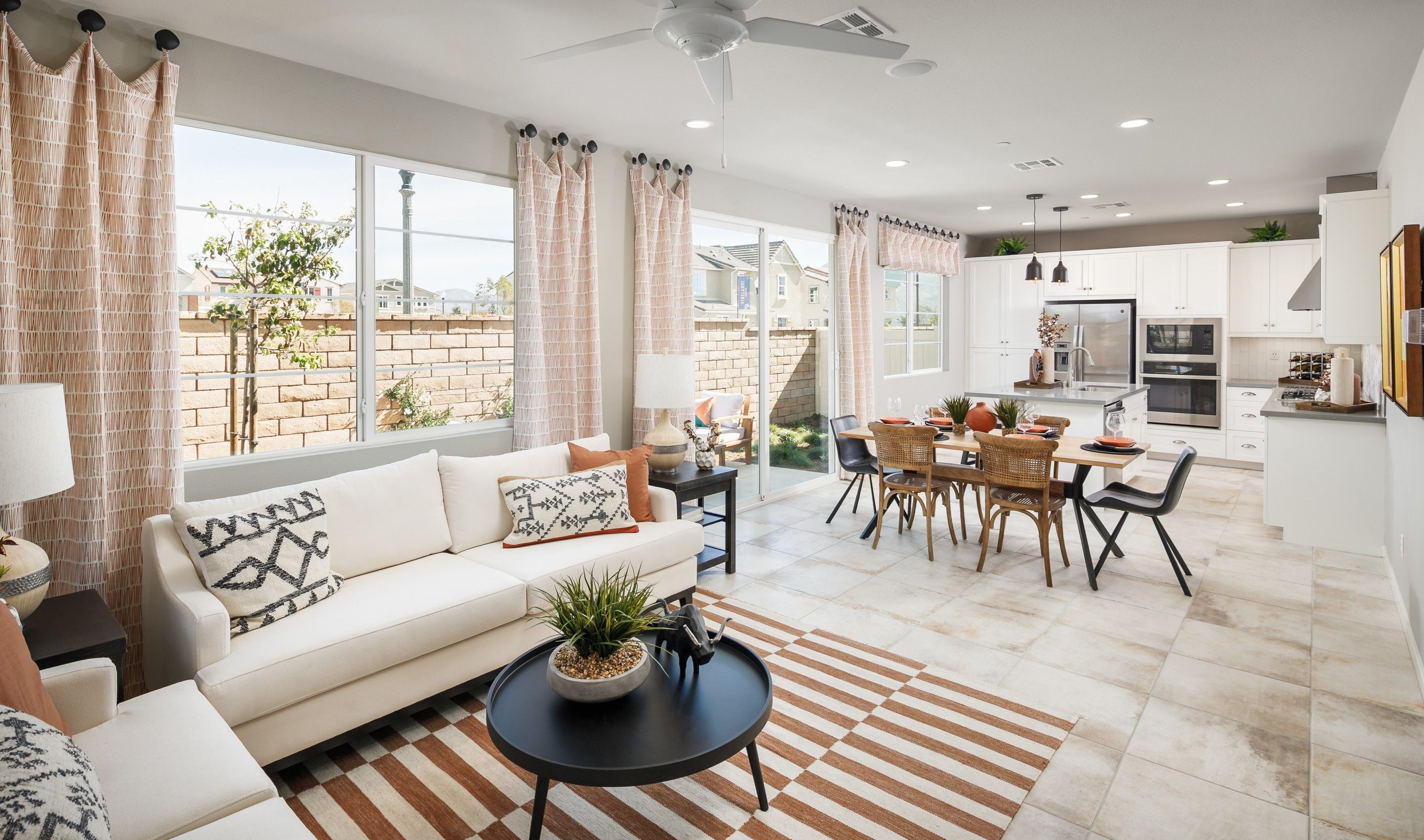 Living Area featured in the Sunrise By K. Hovnanian® Homes in Ventura, CA
