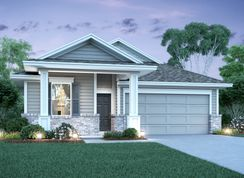 Coral - Towne Park Village: Houston, Texas - K. Hovnanian® Homes