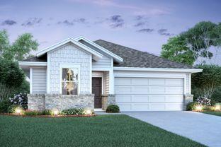 Coral - Rain Tree: Baytown, Texas - K. Hovnanian® Homes