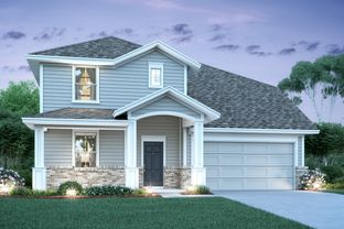 Jade - Towne Park Village: Houston, Texas - K. Hovnanian® Homes